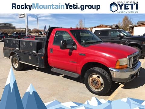 1999 Ford F-450 for sale in Pinedale, WY