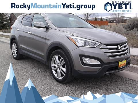 2014 Hyundai Santa Fe Sport for sale in Pinedale, WY