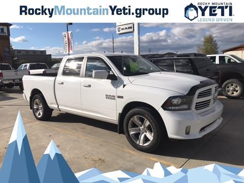 2014 RAM Ram Pickup 1500 for sale in Pinedale, WY