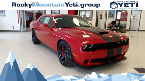 2017 Dodge Challenger for sale in Pinedale, WY