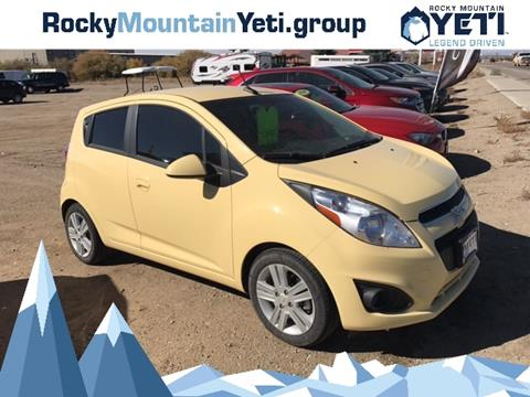 2014 Chevrolet Spark for sale in Pinedale, WY