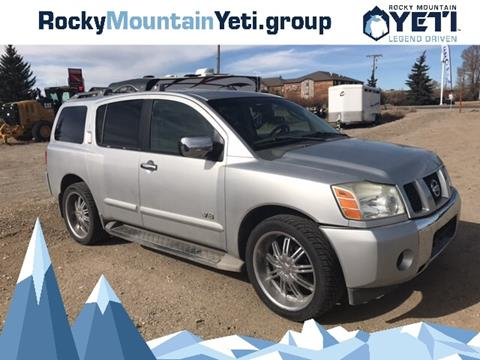 2006 Nissan Armada for sale in Pinedale, WY