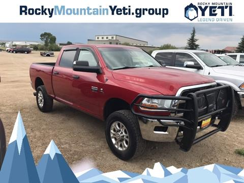 2010 Dodge Ram Pickup 2500 for sale in Pinedale, WY