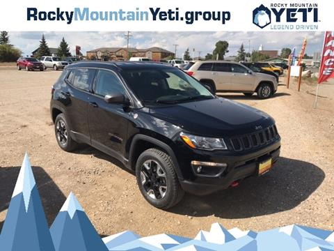 2018 Jeep Compass for sale in Pinedale, WY