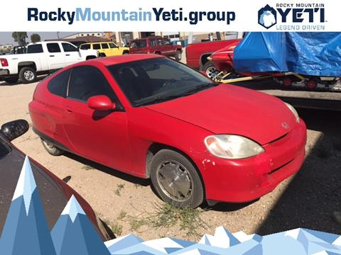 2003 Honda Insight for sale in Pinedale, WY