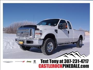 2008 Ford F-250 Super Duty for sale in Pinedale, WY