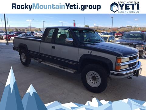 1994 Chevrolet C/K 2500 Series for sale in Pinedale, WY