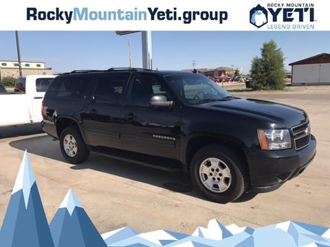 2011 Chevrolet Suburban for sale in Pinedale, WY