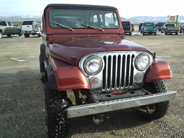 Used Jeep Cj 7 For Sale Carsforsale Com