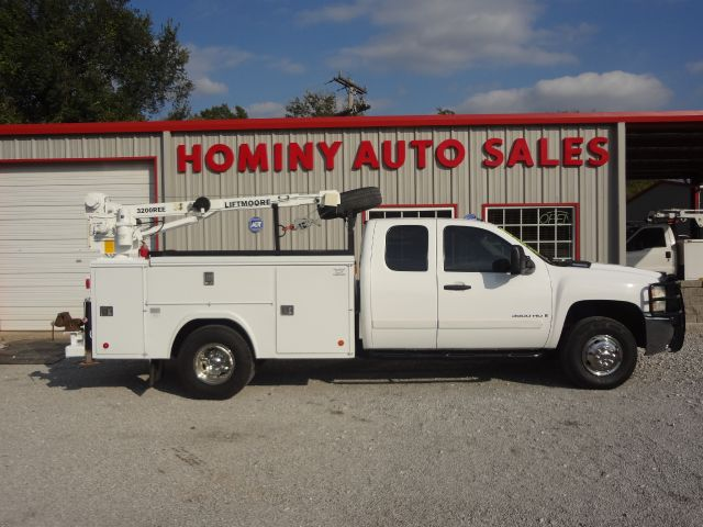2007 Chevrolet 3500 HD excab