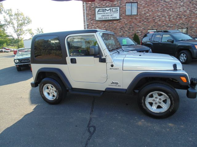 2005 Jeep Wrangler for sale in Newington CT