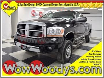 2006 Dodge Ram Pickup 3500 for sale in Chillicothe, MO