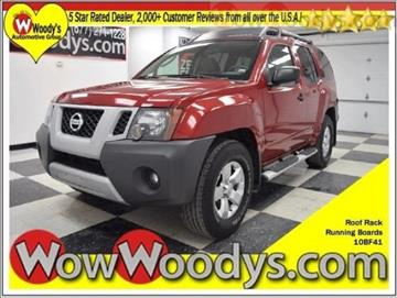 2010 Nissan Xterra for sale in Chillicothe, MO