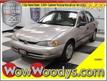 2001 Chevrolet Prizm for sale in Chillicothe, MO