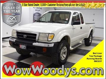 1998 toyota tacoma for sale for Too hot motors tucson