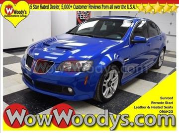 2009 Pontiac G8 for sale in Chillicothe, MO