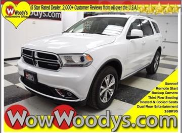 2016 dodge durango for sale missouri for Barnes baker motors chillicothe missouri