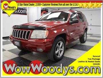 2002 Jeep Grand Cherokee for sale in Chillicothe, MO