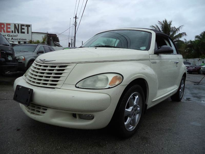 2005 Chrysler Pt Cruiser Touring For Sale Cargurus Autos Post