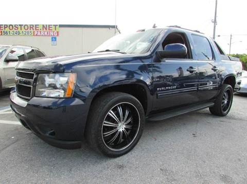2011 Chevrolet Avalanche for sale in West Palm Beach, FL