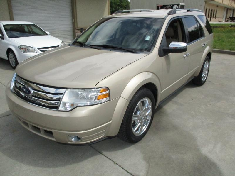 2008 Ford Taurus X Limited 4dr Wagon In Cartersville GA  ALL
