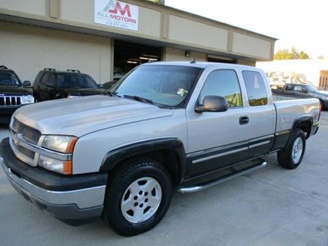 2005 Chevrolet Silverado 1500 for sale in Cartersville, GA