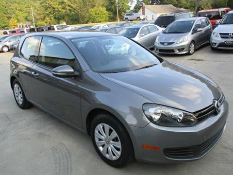 2011 Volkswagen Golf for sale in Cartersville, GA