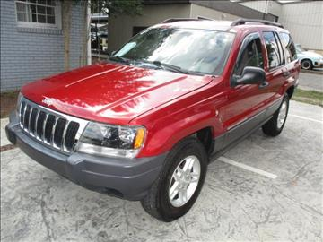 2003 Jeep Grand Cherokee for sale in Marietta, GA