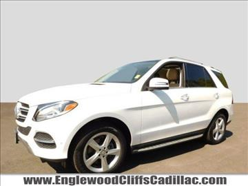 2016 Mercedes-Benz GLE for sale in Englewood Cliffs, NJ