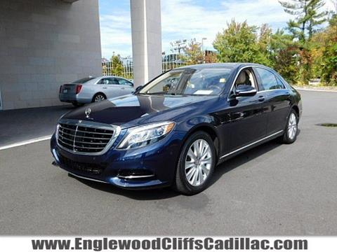 2014 Mercedes-Benz S-Class for sale in Englewood Cliffs, NJ