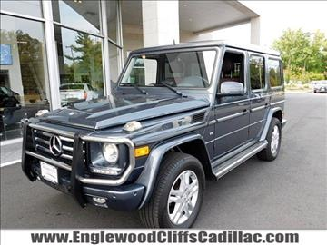 2014 Mercedes-Benz G-Class for sale in Englewood Cliffs, NJ