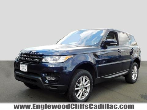 2016 Land Rover Range Rover Sport for sale in Englewood Cliffs, NJ