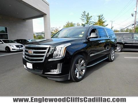 2015 Cadillac Escalade ESV for sale in Englewood Cliffs, NJ