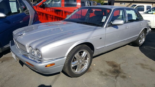 Stockton Auto Sales >> 2003 Jaguar Xj-Series XJ Sport 4dr Sedan In Stockton CA ...
