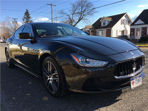 2014 Maserati Ghibli for sale in Queens, NY