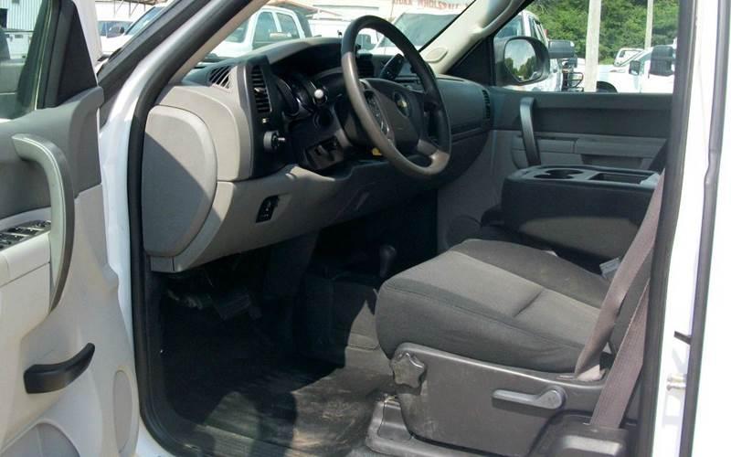 2013 Chevrolet Silverado 2500hd 4x4 Work Truck 4dr