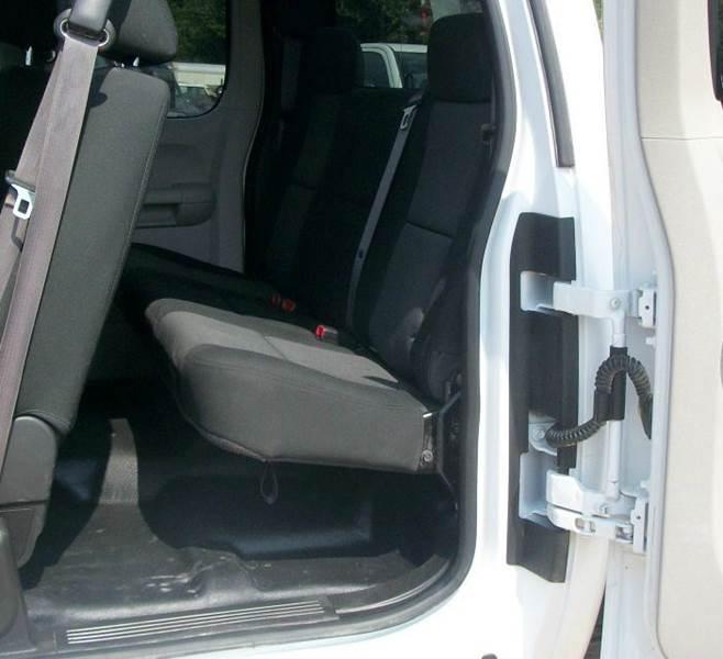 2013 Chevrolet Silverado 2500HD 4x4 Work Truck 4dr Extended Cab SB - Atoka OK