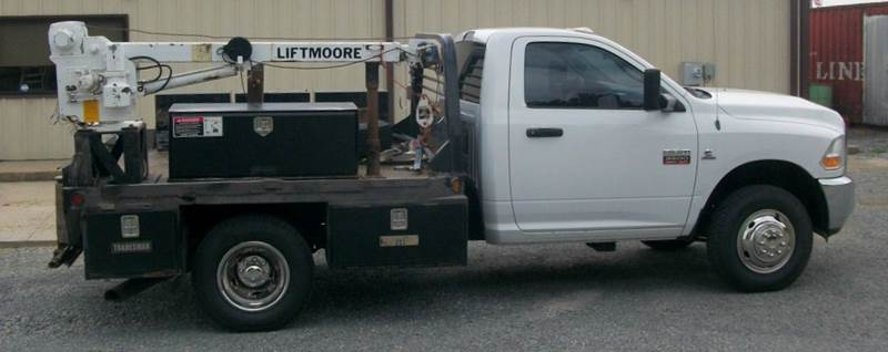 2012 Ram Ram Chassis 3500 For Sale In Atoka Ok