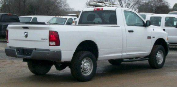 2011 RAM Ram Pickup 2500 4x4 ST 2dr Regular Cab 8 ft. LB Pickup - Atoka OK