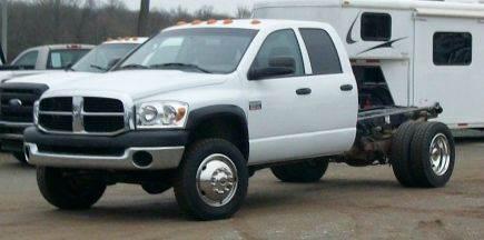 2009 Dodge 5500