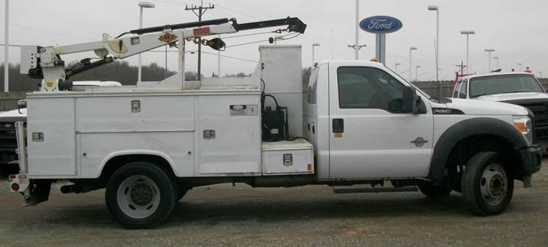 2011 Ford F550 Sd Crane Xl In Atoka Ok Atoka Wholesale