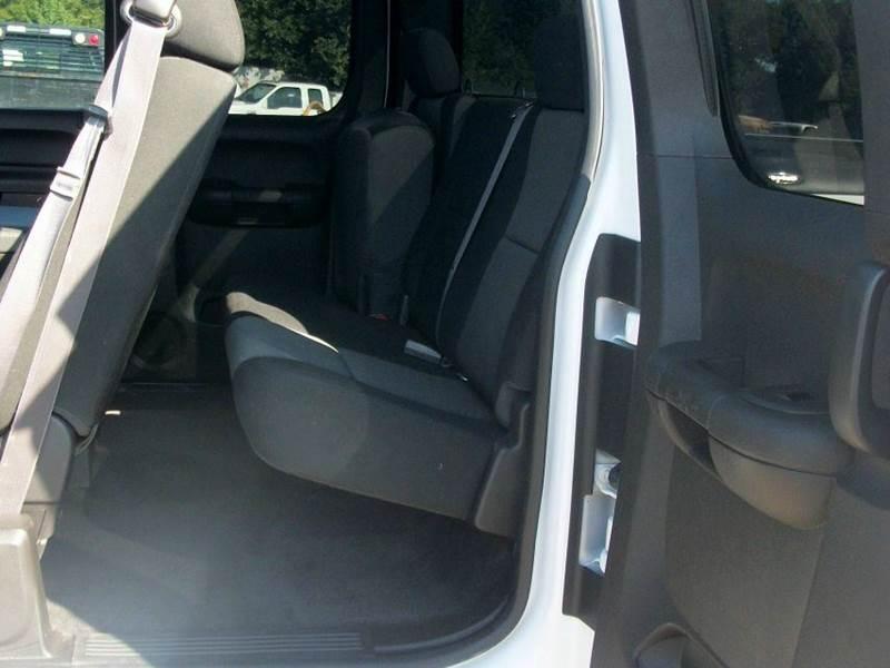 2013 Chevrolet Silverado 2500HD 4x4 LT 4dr Extended Cab SB - Atoka OK