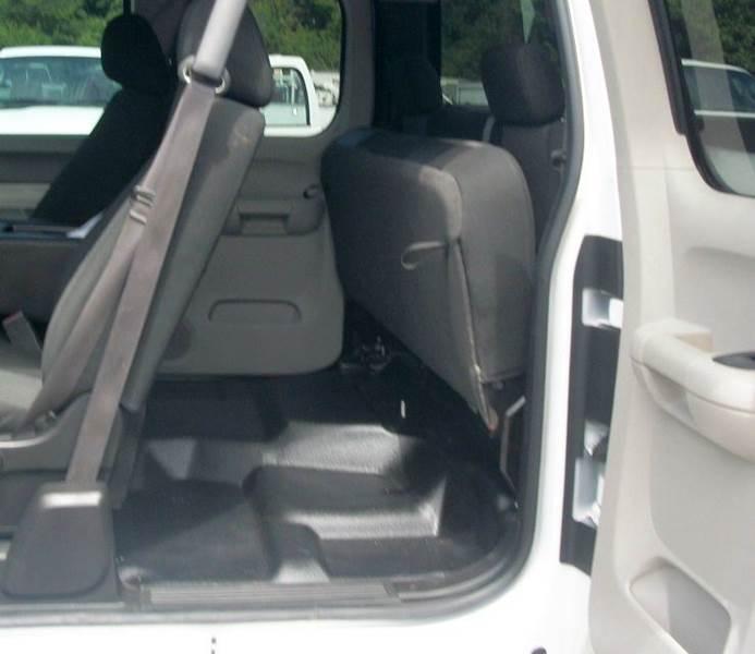 2013 Chevrolet Silverado 2500HD 4x4 Work Truck 4dr Extended Cab LB - Atoka OK