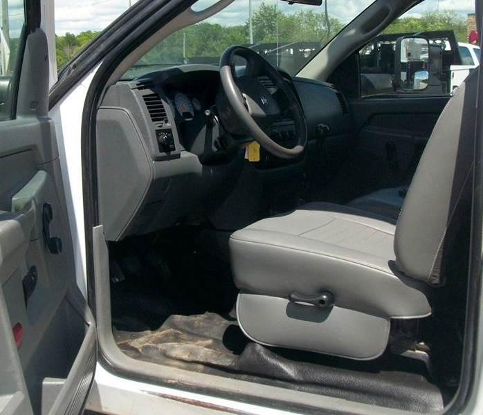 2008 Dodge 4500 BUCKET TRUCK  - Atoka OK