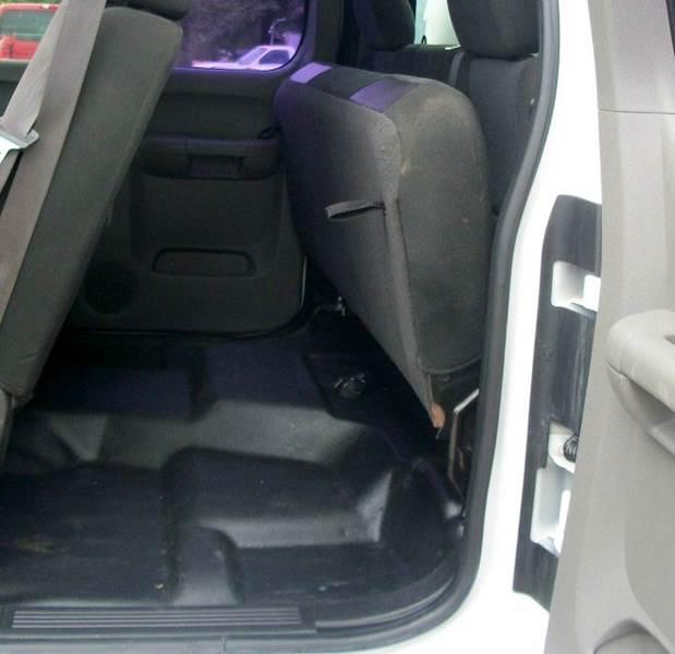 2011 Chevrolet Silverado 2500HD 4x2 Work Truck 4dr Extended Cab LB - Atoka OK