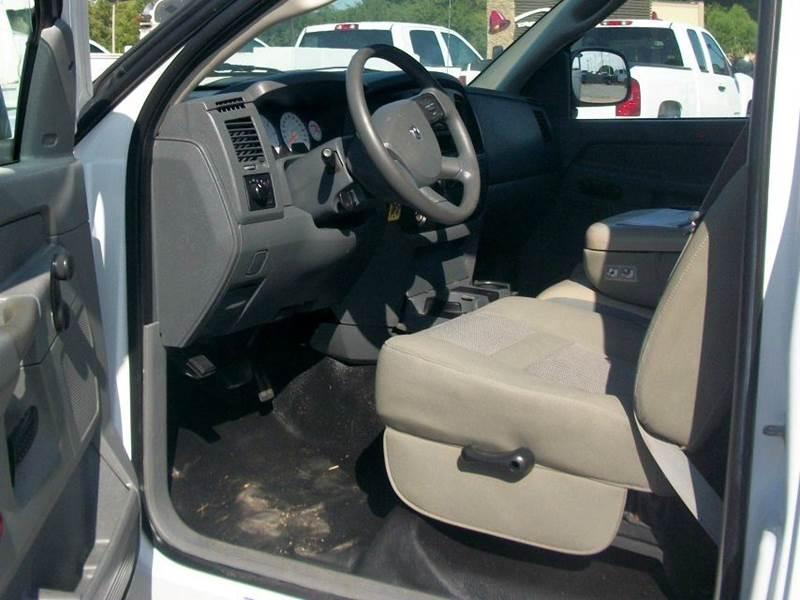 2008 Dodge Ram Pickup 2500 ST 2dr Regular Cab LB - Atoka OK