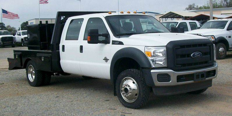 2014 Ford F-450 XL - Atoka OK