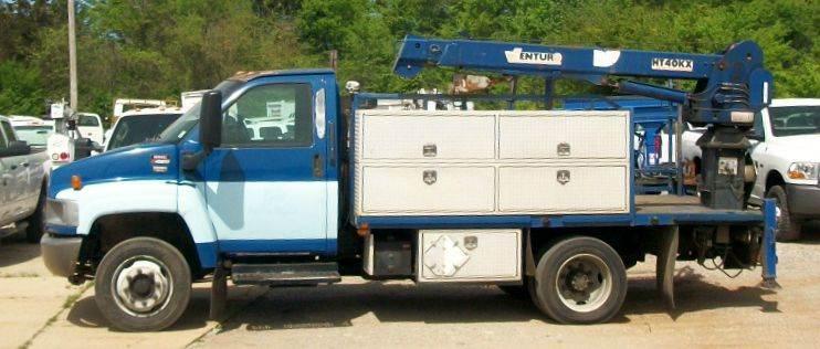 2004 Gmc C4500 In Atoka Ok Atoka Wholesale Motors