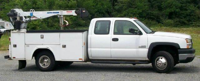 2006 Chevrolet 3500