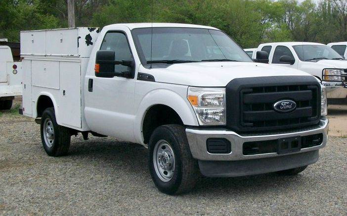2012 Ford F-250 Super Duty 4x4 XL 2dr Regular Cab 8 ft. LB Pickup - Atoka OK
